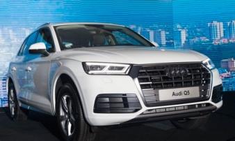Audi Q5 2017 đến Việt Nam với giá từ 2 tỷ đồng