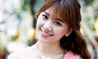 Hari Won bị ung thư năm 27 tuổi, trải qua hai cuộc phẫu thuật