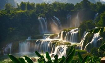 Những thác nước hùng vĩ trong bộ ảnh 'Dấu ấn Việt Nam'