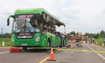 Nhân chứng TNGT ở Bình Định: Cảnh người chết, tiếng la khóc kinh hoàng!