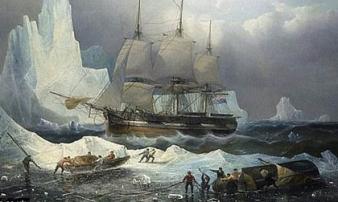 """Lời giải """"2 tàu ăn thịt người"""" mất tích bí ẩn ở Bắc Cực"""