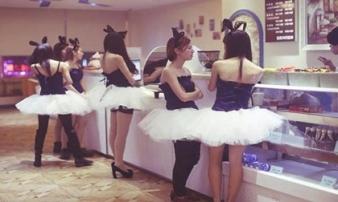 Hot girl TQ làm 'dịch vụ đặc biệt' kiếm trăm triệu/tháng