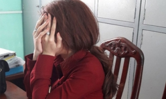 'Tú bà' bán dâm nghìn USD là Hoa khôi thời trang Việt Nam 2017