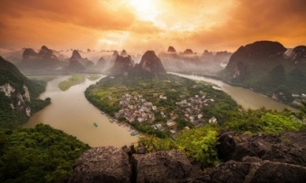Khám phá những thị trấn cổ 'đẹp muốn xỉu' ở Trung Quốc