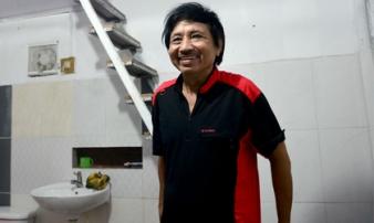 Cuộc đời diễn viên 'Biệt động Sài Gòn' mua nửa chuồng nuôi lợn để ở