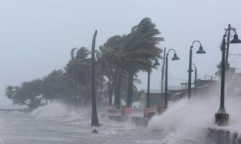 Những kỷ lục kinh hoàng bị siêu bão Irma phá vỡ