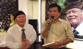 Vĩnh biệt nhà thơ Thanh Tùng 'Thời hoa đỏ'