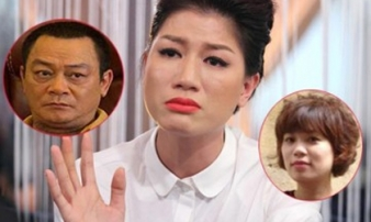 Trang Trần bất ngờ đăng đàn bênh vực NSND Anh Tú, 'tố' ngược lại vợ Xuân Bắc