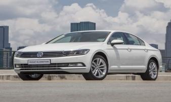 Volkswagen Passat BlueMotion giá 1,450 tỷ đồng ở Việt Nam