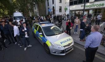 Vụ nổ kinh hoàng tại ga tàu điện ngầm London qua lời kể nhân chứng