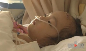 Bé gái 3 tuổi sống sót kỳ diệu sau khi rơi từ tầng 16 chung cư xuống