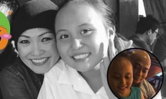 Phương Thanh bất ngờ chia sẻ ảnh bố của bé Gà sau 11 năm giấu kín, tiết lộ người này đã mất tròn 1 năm
