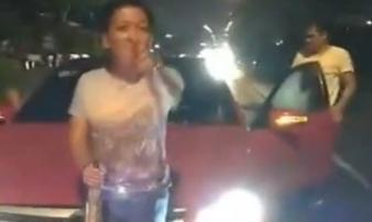 Trường Giang bị tố 'say xỉn', tông vào xe người khác trong đêm ?