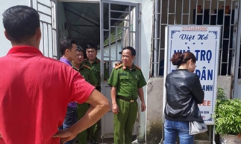 Lạng Sơn: Phát hiện đôi nam nữ tử vong trong phòng trọ