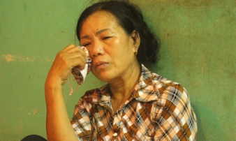 Vụ 2 mẹ con tử vong dưới ao: Nỗi đau khôn nguôi của người thân