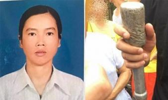 Mẹ nữ hung thủ giết cán bộ HTX: 'Ngày nó bị công an bắt, tôi sốc không đi được'