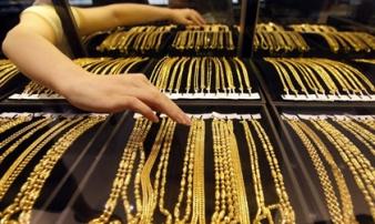 Giá vàng hôm nay 24/9: Giảm 160 ngàn đồng/lượng