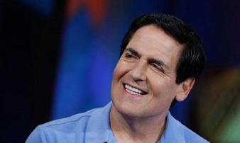 Tỷ phú Mark Cuban: Đừng mong giàu nhờ tiền tiết kiệm