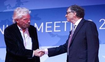 3 người đàn ông giàu nhất nhì thế giới nghĩ gì về thành công?