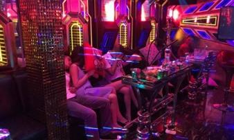 Cảnh sát đột kích nhà hàng ở Sài Gòn phát hiện gần 100 nam nữ phê ma túy đang thác loạn