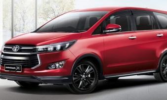 Toyota Innova 2.0X cao cấp có giá 713 triệu đồng