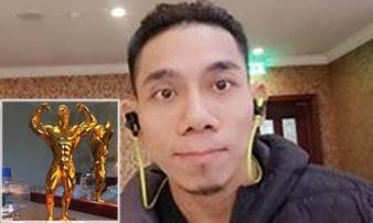 Nghỉ thi đấu 2 năm, lực sĩ Phạm Văn Mách vẫn lần thứ 5 vô địch thế giới