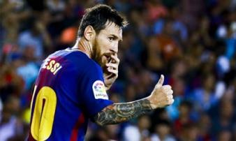 Chấn động địa cầu: Man City tung 400 triệu euro 'cướp' Messi ngay tháng 1