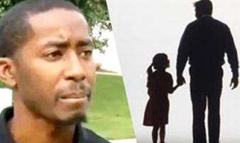 Gặp hai bố con trên đường, thấy bé gái mấp máy 2 chữ, người đàn ông lập tức báo cảnh sát