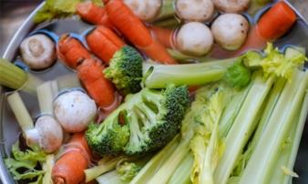 Sai lầm tai hại khi chế biến rau hầu như ai cũng mắc phải mà không hay biết