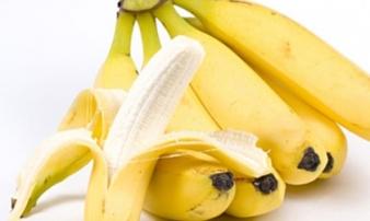 Nếu mỗi ngày bạn ăn 1 quả chuối tiêu sau 1 tuần điều gì sẽ đến với cơ thể?