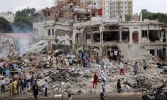 Somalia xác nhận 300 người thiệt mạng trong vụ đánh bom kép