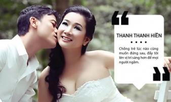 Sao nữ đổ vỡ hôn nhân vẫn được đàn ông hết lòng cung phụng