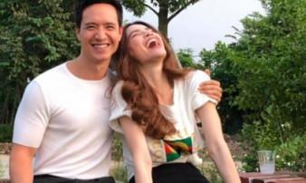Mệt mỏi vì trò 'thả thính' đăng ảnh đối phương, Kim Lý vội công khai mối quan hệ rõ ràng với Hồ Ngọc Hà?