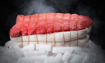 Món thịt bò 'ngủ đông' đắt nhất thế giới, muốn ăn phải đặt trước cả năm trời