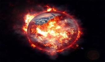 Thiên tài vật lý tính thời điểm con người biến mất khỏi Trái đất