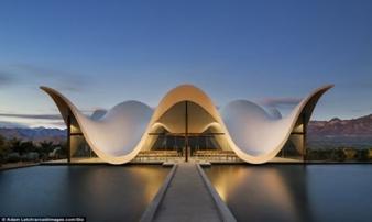 Choáng ngợp những kiến trúc ấn tượng nhất TG năm 2017