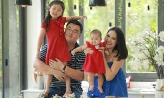 Cuộc sống của Hoa hậu đẹp nhất Châu Á bên chồng doanh nhân Trung Quốc