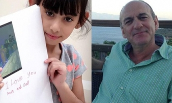 Nhìn hình ảnh đáng yêu này, có ai ngờ rằng cô bé đã bị chính cha ruột sát hại dã man