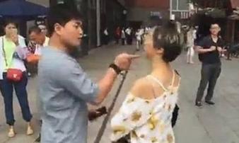 Yêu qua mạng, đến khi gặp nhau cặp đôi xông vào đánh nhau vì quá xấu