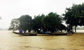 104 người chết, 19 người mất tích, Huế còn hơn 7.000 ngôi nhà bị ngập do bão lũ