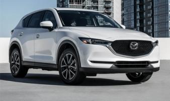 Mazda CX-5 2017 sắp ra mắt Việt Nam trong tháng 11