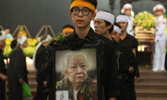 Di nguyện cuối cùng của cụ bà hiến 5.000 lượng vàng cho Nhà nước
