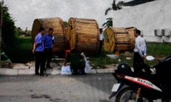 Băng nhóm đi ô tô, trói hai bảo vệ, cướp tài sản trị giá 2,5 tỷ ở Sài Gòn