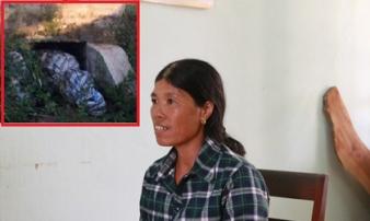 Vụ giết người rồi giấu xác xuống cống: Vợ hung thủ giúp chồng khiêng xác đi phi tang