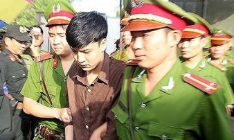 Lời cuối của Nguyễn Hải Dương trước giờ thi hành án tử