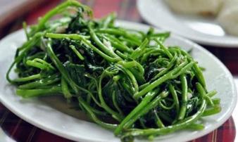 Rau khoai lang - Thần dược cho sức khỏe mà ít ai biết để tận dụng
