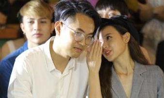 Sau Phan Thành, Midu đã chính thức công khai 'dính như sam' bên bạn trai mới