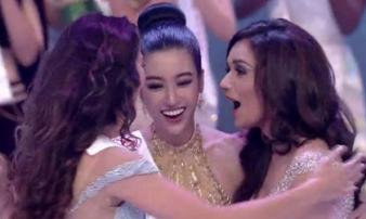 Đỗ Mỹ Linh làm nên lịch sử khi đoạt giải người đẹp nhân ái tại Miss World 2017
