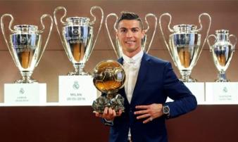 Không thể ghét nổi Ronaldo nếu biết 10 câu chuyện này về anh