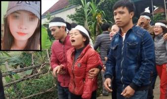 Nữ sinh mất tích khi đi chơi với người yêu: Mẹ khóc ngất trong đám tang